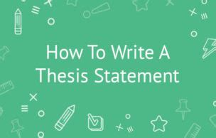 Thesis Argumentative Statement: Thesis essay outline example